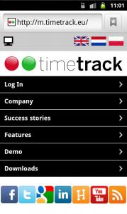 m.timetrack.eu